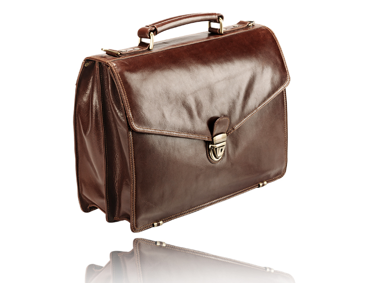 597d429ac661 Visconti Vintage VT8 Thor Leather Briefcases - Free delivery at Red ...