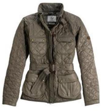 Brown Padded Jacket Ladies Varsity Apparel Jackets
