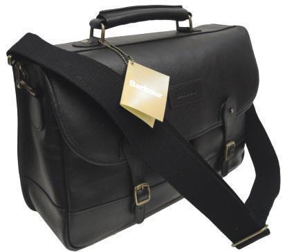 1931d90a3e59 Barbour Briefcase UBA0011BR71