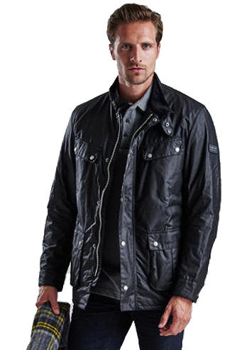 promo codes exclusive shoes 60% cheap Barbour Mens Waxed International Duke Waxed Jacket ...