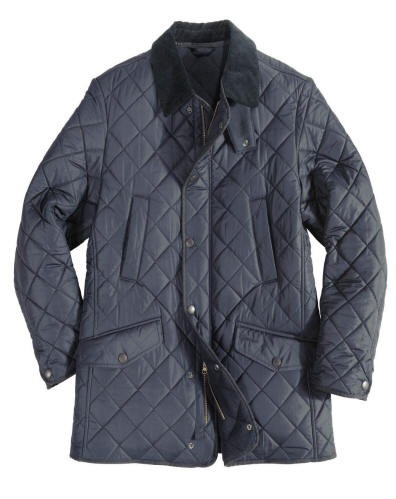 Barbour Bardon Quilt Jacket Red Rae Town Amp Country With