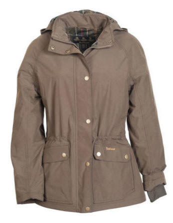 barbour outlaw