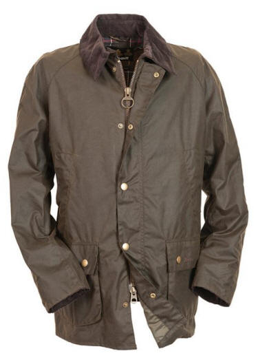 Barbour Ashby Wax Olive Jacket Red Rae Town Country Barbour