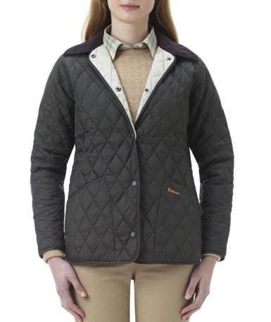 Barbour Ladies Shaped Liddesdale Quilted Jacket Dark Olive ... : barbour shaped liddesdale quilted jacket - Adamdwight.com