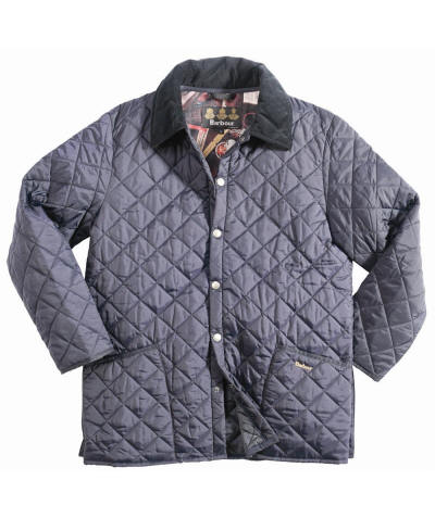 Barbour Yarmouth Quilted Jackets Red Rae Town Amp Country