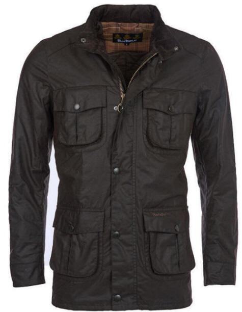 Barbour Corbridge Wax Rustic Jacket