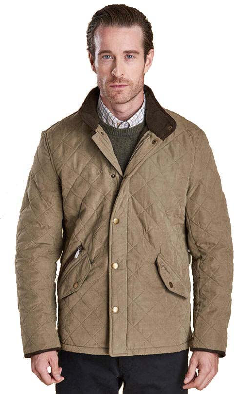 Barbour Bowden Quilt Jacket Olive Mqu0615ol71 Red Rae