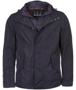 Barbour Mens Charlie Waterproof Breathable Jacket Navy