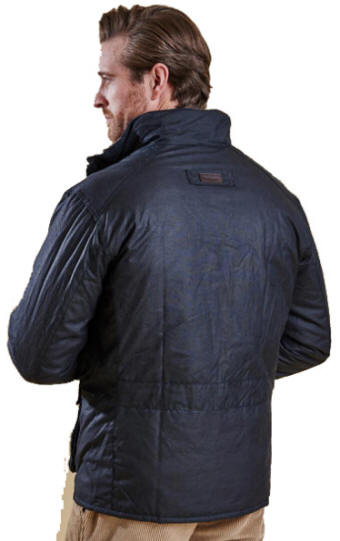 Barbour Mens Utility Waxed Jacket