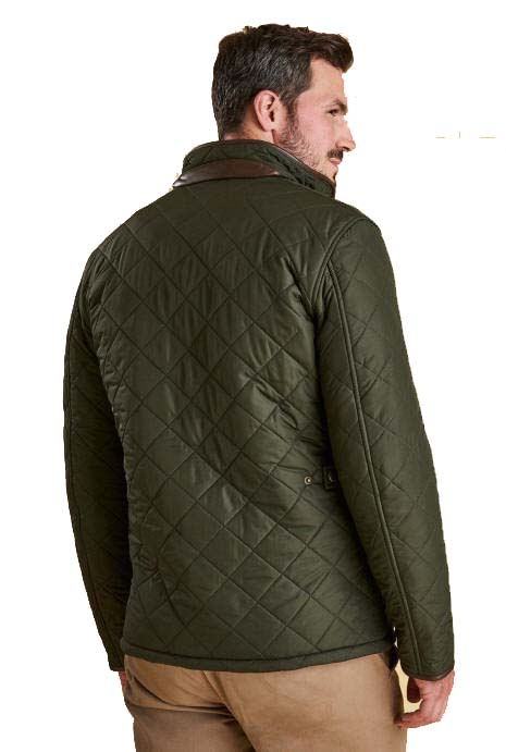 Mens Diamond Quilted Jacket Uk