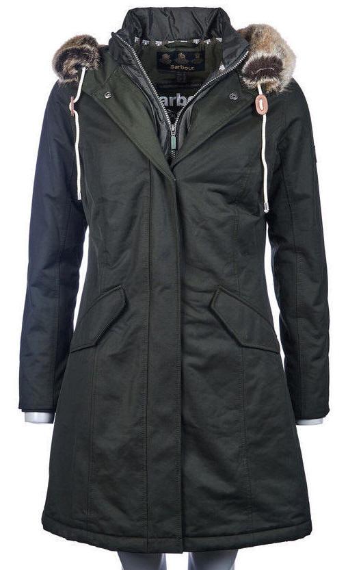 Barbour filey jacket
