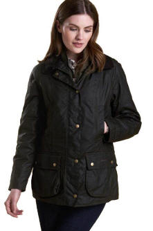 barbour woodfold