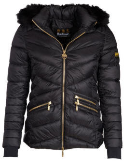 783566e10 Turbo Quilt Jacket Black CLEARANCE. Barbour Womens Filey Faux Fur Hooded  Parka Navy CLEARANCE