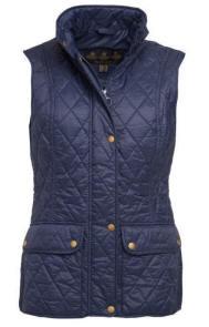 Barbour Womens Bernera Quilt Jacket Navy Lqu0949bl51