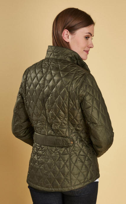barbour victoria quilted jacket