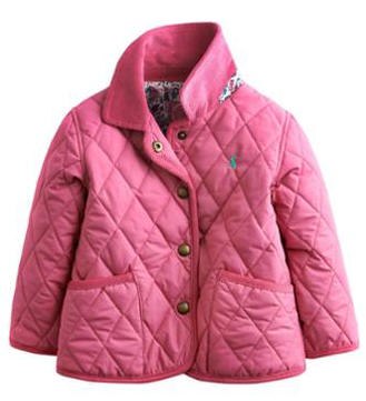 BABYMABEL Classic Quilted Jacket