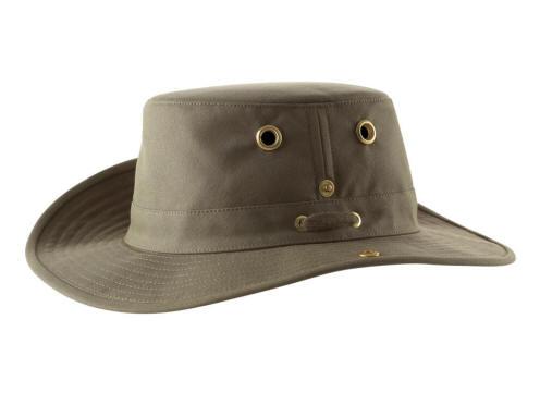 83d52134b30d9 Tilley T3 Cotton Duck Olive Hat