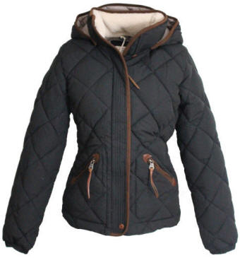 950562fd1 Aigle Ladies Melanie Padded Down Gilet - Black (Noir) - Red Rae Town ...