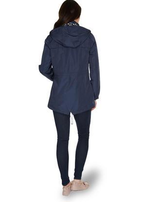 Barbour Ladies Waterproof Bonita Waterproof Jacket - Navy ...
