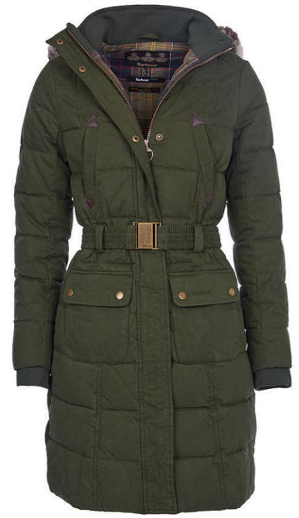 Barbour Ladies Quilts Jacket | Red Rae Town & Country Barbour ... : barbour quilted jacket ladies - Adamdwight.com