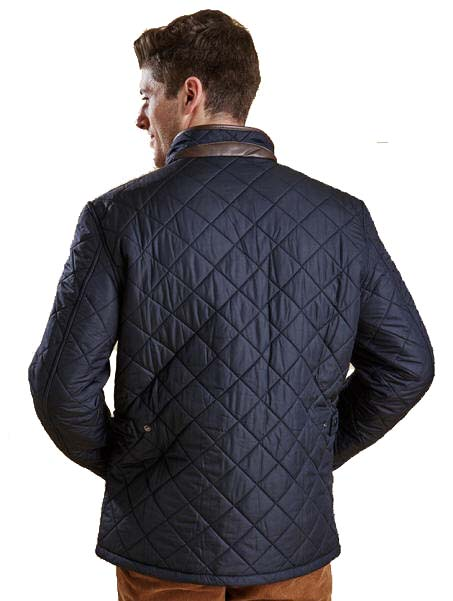 Barbour Powell Quilted Jacket - Red Rae Town & Country and with ... : navy blue quilted coat - Adamdwight.com