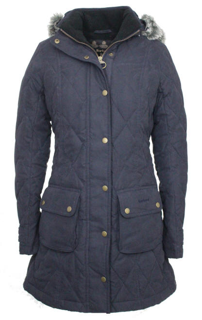Barbour Pennine Quilt Coat Jacket Coat Navy Lqu0470ny91 Red Rae Town Amp Country Barbour