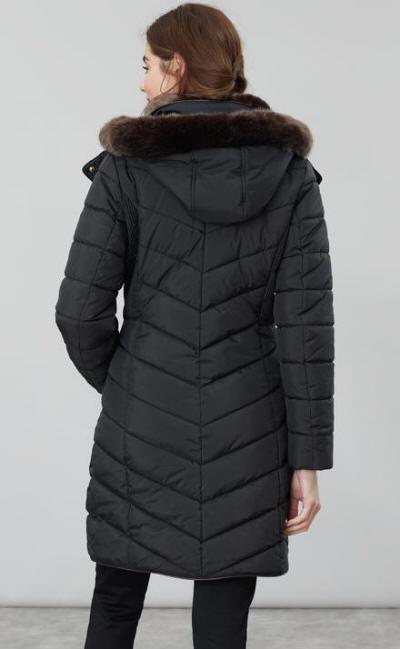 Joules Womens Cherington Coat