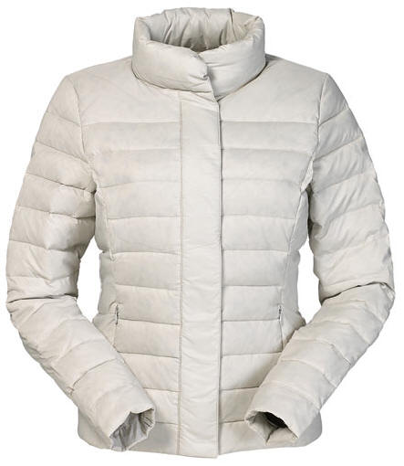 Musto Ladies Bartlett Short Down Jacket - Platinum | Red Rae Town ... : musto quilted jacket - Adamdwight.com